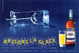 Publicité Pastis Pernod Ricard - Publicité