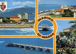 Marina Di Massa - Formato Grande Viaggiata – E 10 - Massa