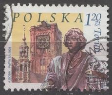 CLOCK  Church Cathedral Globe  - 1989 POLAND - Toruń - Clocks