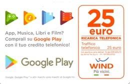 *ITALIA - WIND* - Ricarica Usata (sc. 31/12/2020) - Italia