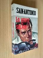 FLEUVE NOIR SAN-ANTONIO N° 173  LA VÉRITÉ EN SALADE  1968 - Fleuve Noir