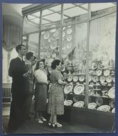 1954 Photo, Albanian Communistic Delegation In Moscow, Kremlin, Russia, USSR, CCCP, Shkodra, Scutari, Albania, Tirana - Anonymous Persons