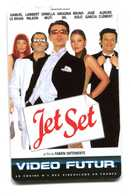 Carte VIDEO FUTUR - N°155 - Film De Cinéma - Jet Set - Frankrijk