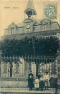 ROSNY SUR SEINE MAIRIE  EDITION DU CAFE DE POLICE - Rosny Sur Seine