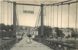 TRIEL SUR SEINE LE PONT A PEAGE - Triel Sur Seine