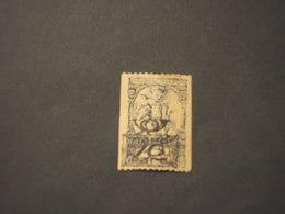 SLOVENIA -  GIORNALI - VARIETA' - 1919 PUTTO 10 Su 2, Parzialmente Dentellato, Carta Scura   - NUOVO(+) - Slovenia