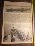 ANNEES 20/30 GRANDE REVUE NAVALE DE CHERBOURG - Old Paper