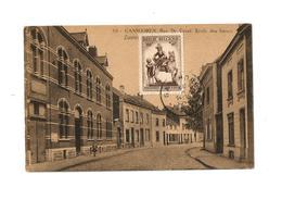 GANSHOREN.  Rue De Greef.  Ecole Des Soeurs. - Ganshoren