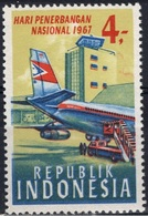 Avion - Indonésie - 1967 - Indonésie