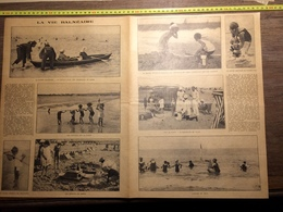 ANNEES 20/30 LE PORT AUTONOME DE STRASBOURG LE RHIN - Old Paper