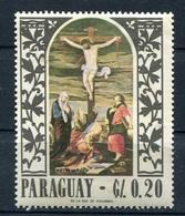 """Christ De """"Rubens"""" (Tableau) - Paraguay - 1967 - Paraguay"""