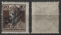 1919 Romania Occupation Temesvár Timisoara Transylvania - Hungary - King Karl Charles Overprint -  MH - Transylvanie