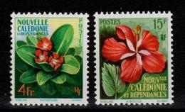Nouvelle Caledonie - YV 288 & 289 N** Complète Flore Cote 9 Euros - Nouvelle-Calédonie