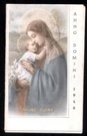CALENDARIETTO RELIGIOSO 1946 - Calendriers