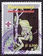 PARAGUAY Mi. Nr. 4896 O (A-2-25) - Paraguay