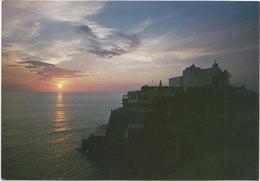 V3715 Isola D'Ischia (Napoli) - Forio - Chiesa Del Soccorso - Panorama Al Tramonto - Sunset Coucher / Non Viaggiata - Other Cities