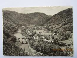 CP 19 SPONTOUR   Vers Soursac Et Chalvignac  - Vue Générale  Et La Dordogne  1948 - France