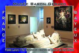 Carte Postale, REPRODUCTION, Musée Baron Gérard, BAYEUX (part 1 = 43 CP), Calvados, Normandie, France - Musées