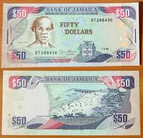Jamaica 50 Dollars 1995 UNC - Jamaica