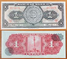 Mexico 1 Peso 1961 UNC - Mexico