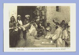CPA - Ajmer (Indes) - 47. Les Pères Capucins Français Se Dévouent Au Soin Des Malades - Missions