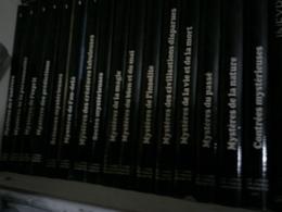 LES GRANDS MYSTERES EN 16 VOLUMES COLLECTION LE LIVRE DE PARIS HACHETTE - Encyclopédies