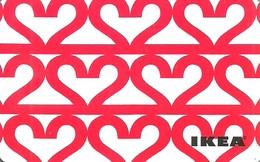 IKEA * FURNITURE STORE * SWEDEN * SWEDISH * HEART * Ikea 2009 04 Ch A * Switzerland - Gift Cards