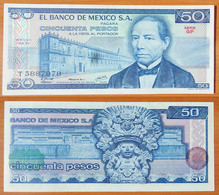 Mexico 50 Peso 1979 UNC P-67b - Mexico