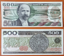 Mexico 500 Peso 1983 UNC P-79a - Mexique