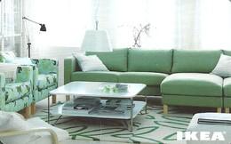 IKEA * FURNITURE STORE * SWEDEN * SWEDISH * TABLE * LAMP * Ikea 2009 05 Hu A * Hungary - Gift Cards