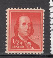 USA, MNG, Benjamin Franklin, Physique, Physic, Président - Physics