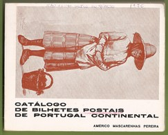 Portugal - História Postal - Filatelia - Filatélico - Livro Inteiro Postal - Postal Stationey - Philately - Ganzsachen