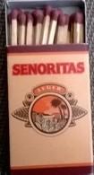 Senoritas Léger - Boites D'allumettes