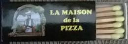 La Maison De La Pizza, Place De La Nation à Paris - Boites D'allumettes