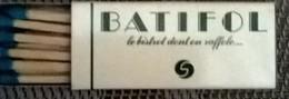 Bistrot Batifol à Paris - Boites D'allumettes