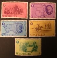 SEYCHELLES - MNH** - 1976 - # 370/374 - Seychelles (1976-...)