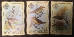 SEYCHELLES - MH* - 1979 - # 425, 426, 428 - Seychelles (1976-...)