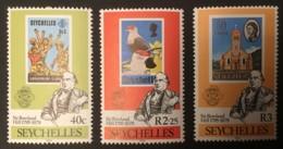 SEYCHELLES - MH* - 1979 - # 434/436 - Seychelles (1976-...)