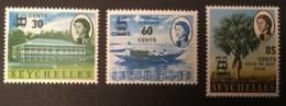 SEYCHELLES - MNH** - 1968 - # 241/243 - Seychelles (...-1976)