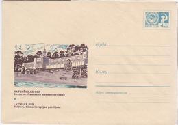 Latvia USSR 1967 Bulduri, Hospital - Lettonie