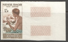 Non Dentelé  1958  Graveur Sur Nacre  PA I ** - Non Dentelés, épreuves & Variétés