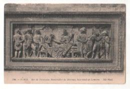 """Picture Postcard """" Arc De Triomphe. Funeral Marceau, Bas Relief Lemaire. - Paris """"  Photo By N.D.,  Lot # Fr78 - France"""
