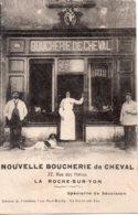 La Roche Sur Yon : Nouvelle Bouchrie De Cheval - La Roche Sur Yon