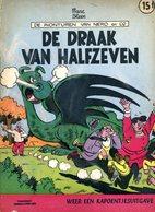 Nero 31b - De Draak Van Halfzeven (1ste Druk) 1960 - Nero