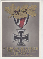 P 290 Mt Blanko Stempel BERLIN SST - Deutschland