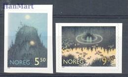 Norway 2003 MNH ( ZE3 NRW1463Dl-1464Do ) - Noruega