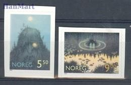 Norway 2003 MNH ( ZE3 NRW1463Dr-1464Du ) - Noruega