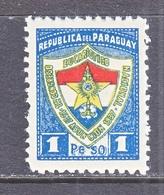 PARAGUAY  338  *  EUCHARISTIC  CONGRESS  RELIGION - Paraguay