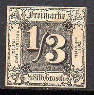 Col11   Allemagne Tour Et Taxis  N° 2   Neuf Sans Gomme  Cote  85,00 Euros - Thurn And Taxis