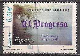Spanien (2008)  Mi.Nr.  4320  Gest. / Used  (6ae11) - 1931-Today: 2nd Rep - ... Juan Carlos I